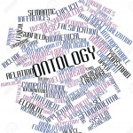 16578658-Abstract-word-cloud-for-Ontology-with-related-tags-and-terms-Stock-Photo